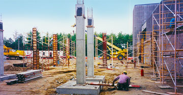 Northern Industrial Erectors Concrete Services