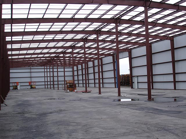 NIE Pre-Engineered Building Systems